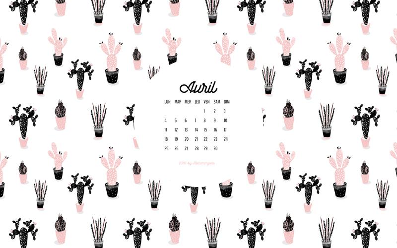 calendrier-cactus-wallpaper1