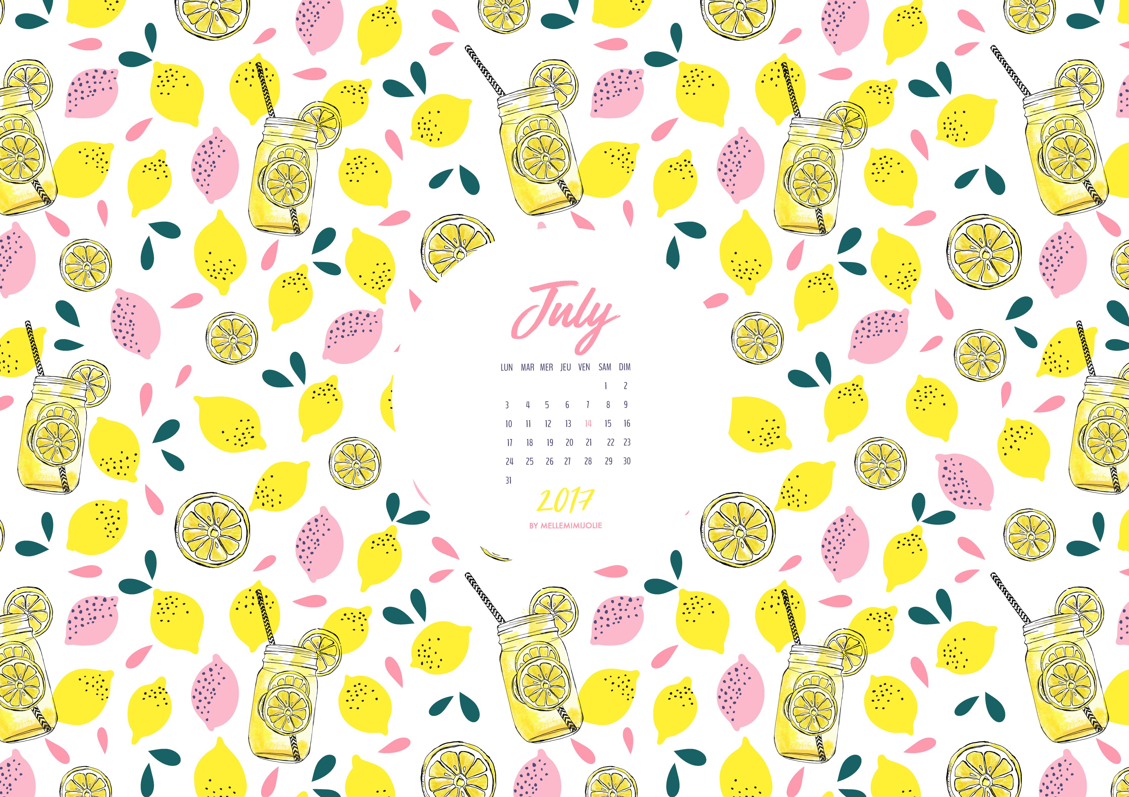 LEMONS-juillet-calendar-mellemimijolie