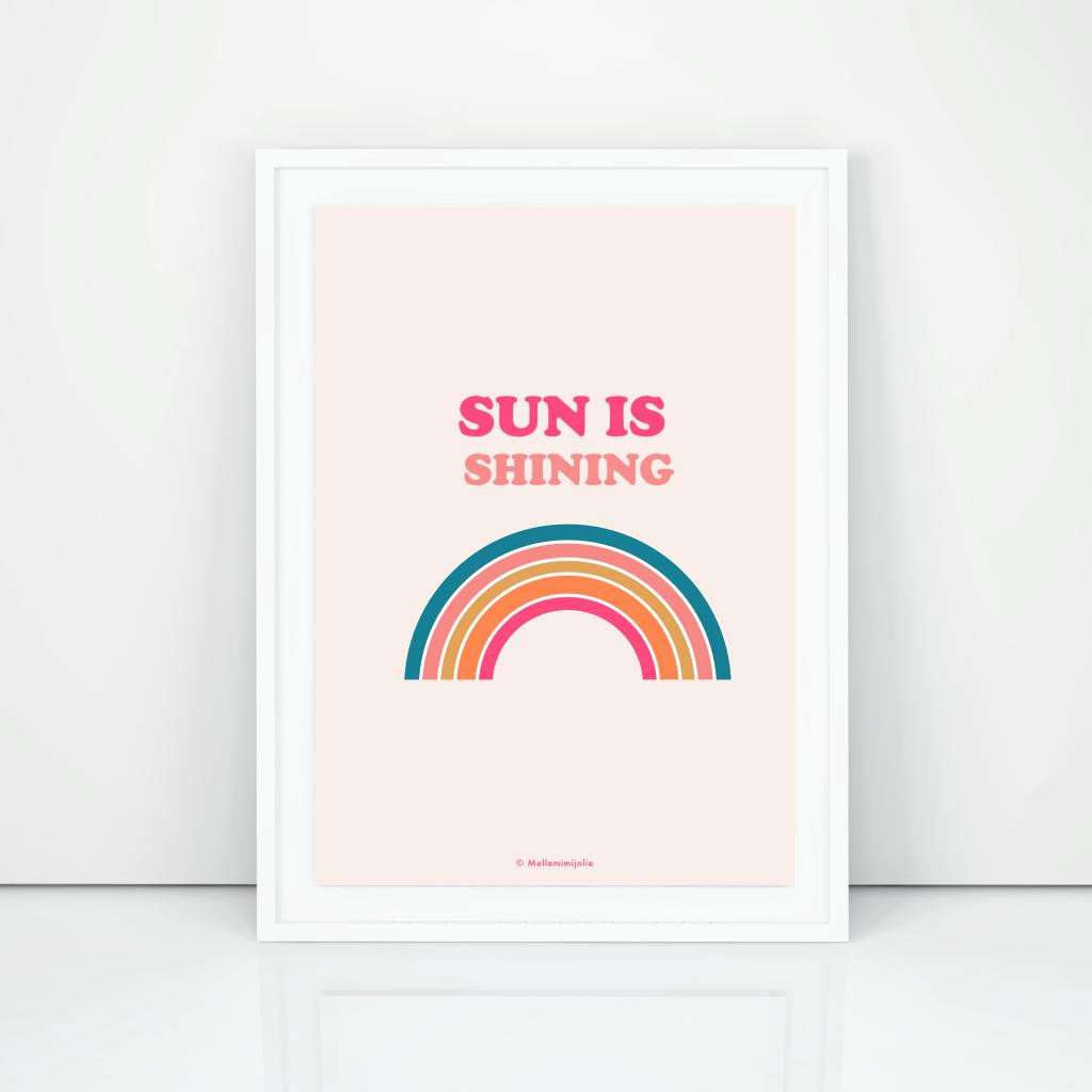 affiches-sunisshining-mellemimijolie
